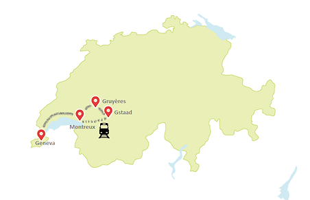 CYou | Map Swiss Traditions | Tour Trip