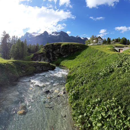 A weekend in the Engadin