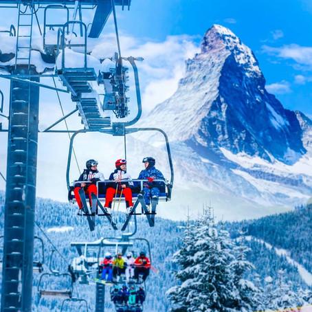 12 superb Ski Areas in Switzerland