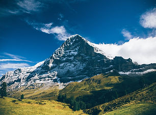 Eiger | Mountains of Switzerland | the royal three tour