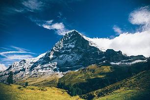 Mountains, Lakes & Glaciers