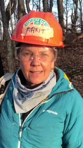 Trail Maintenance Tools & Techniques: an Introduction with Marit Anderson