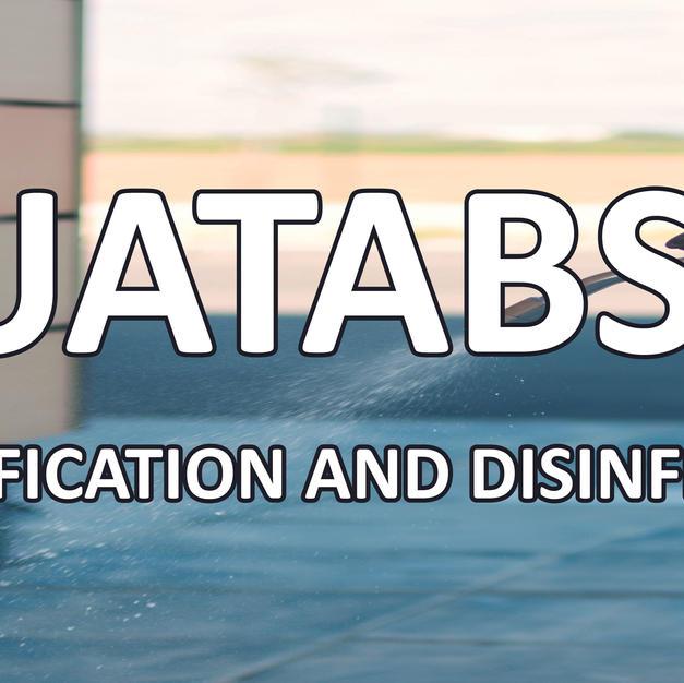 Aquatabs Email Banner