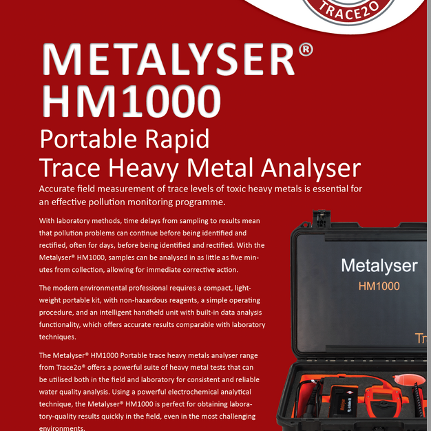 Metalyser HM1000