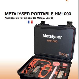 French Metalyser Manual
