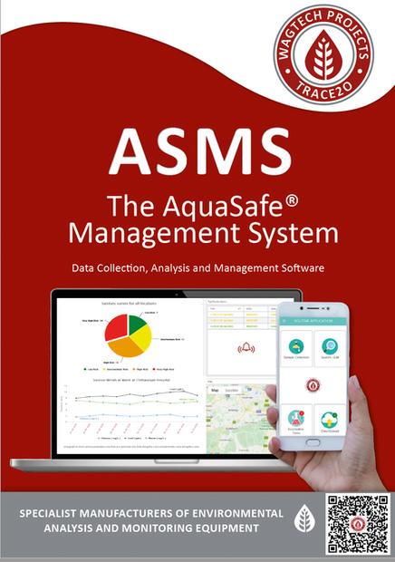 ASMS- Aquasafe Management System
