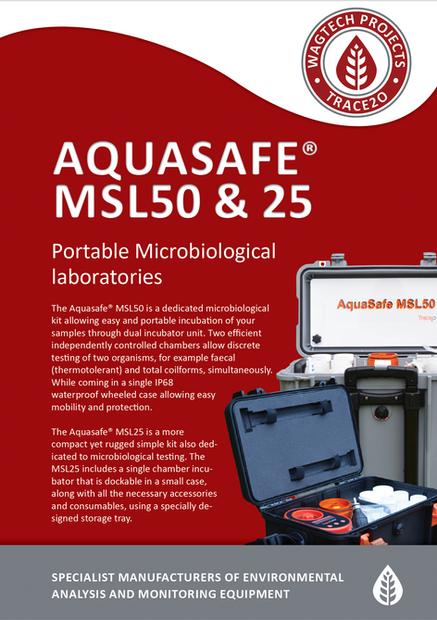 Aquasafe MSL50 & 25