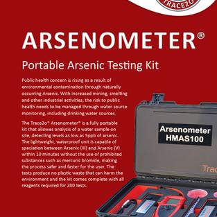 Arsenometer