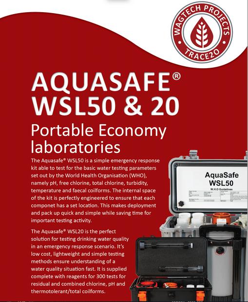 Aquasafe WSL50 & 20