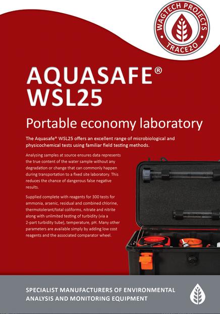 Aquasafe WSL25