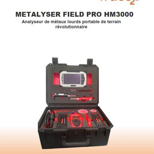 French Metalyser HM300O Manual