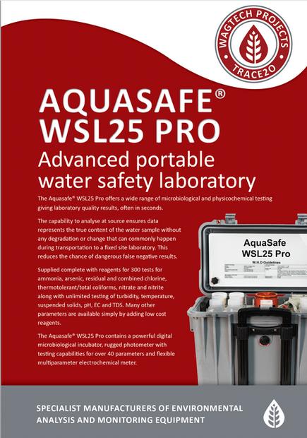 Aquasafe WSL25 PRO