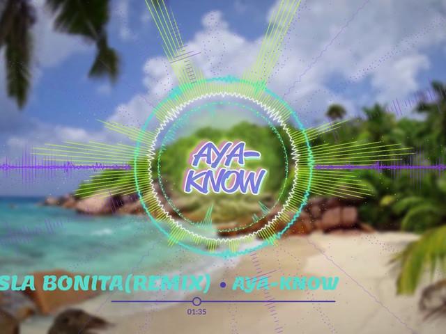 "Madonna""La Isla Bonita"" AYA-KNOW Bounce Remix"