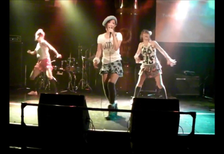 2008年ライブ映像@渋谷Vuenos
