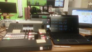 ウェビナー、ライブ配信接続オペレーター
