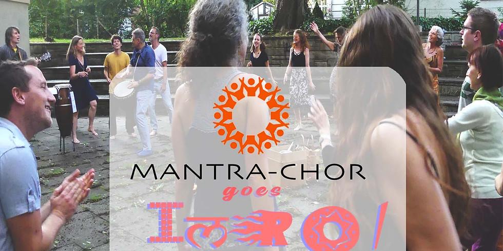 """""""Mantrachor goes Impro"""" Projekt Einführungsabend"""