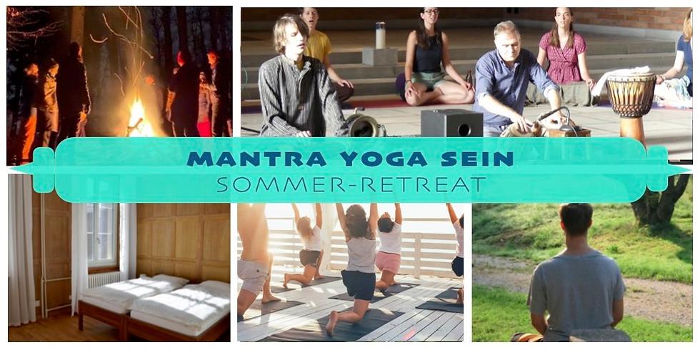 Mantra Yoga Sein - Sommer-Retreat