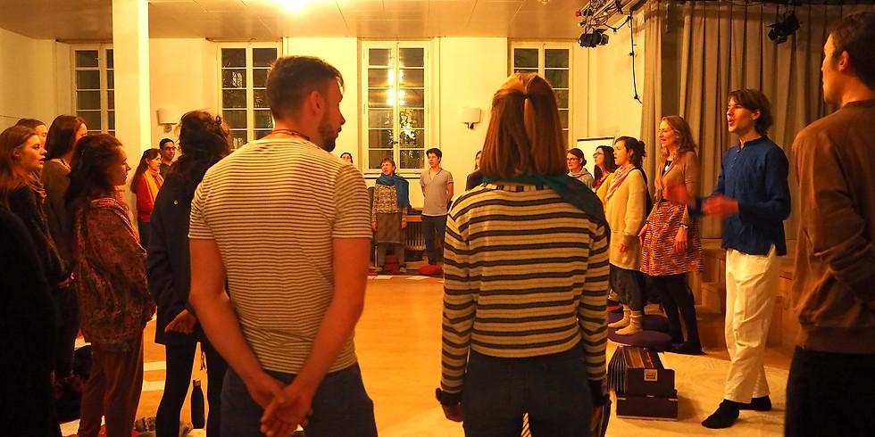 Offenes Mantrasingen & Einführungsabend Chor-Projekt
