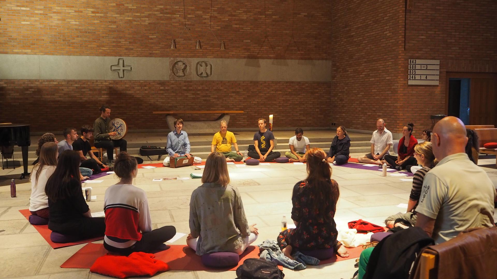 Spüre die Kraft der Mantras