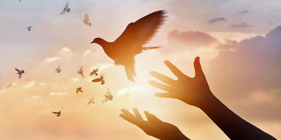 Offenes Mantra-Chor-Singen, Thema Frieden