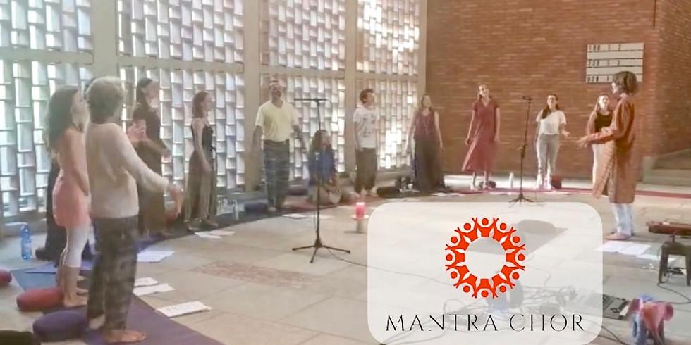 """Mantra goes Healing"" GANZES Chor-Projekt"