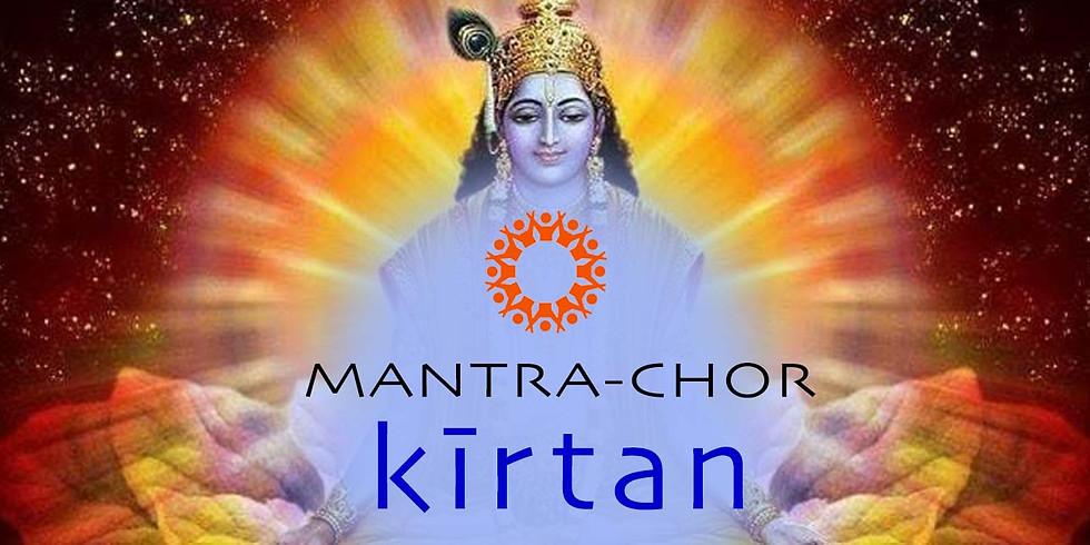 """Kirtan-Singen - """"Krishna-Aspekt"""""""