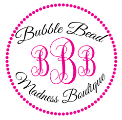 Bubble Bead Madness Boutique