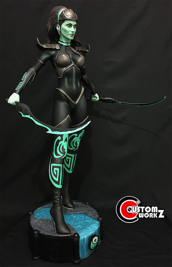 1/3 Phantom Assassin Custom Statue Commission