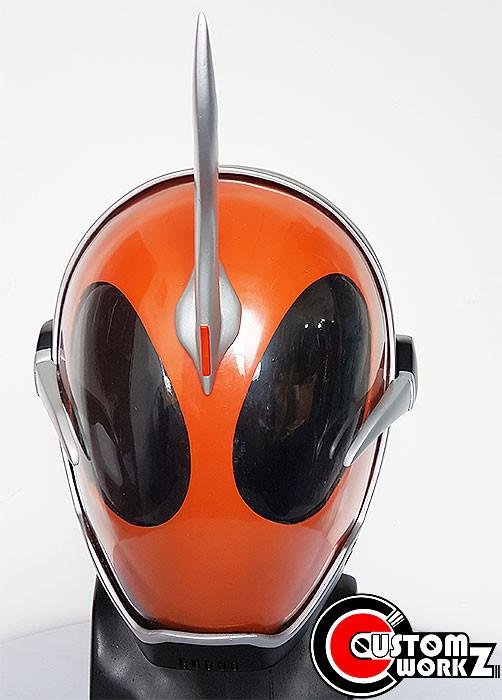 Kamen RIder Ghost Ore Tamashii Form Cosplay Prop Helmet Completed