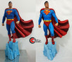 1/4 Sideshow Superman Premium Format Statue Conversion/Modification/Repaint