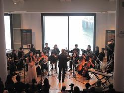 Music performance in HKMM