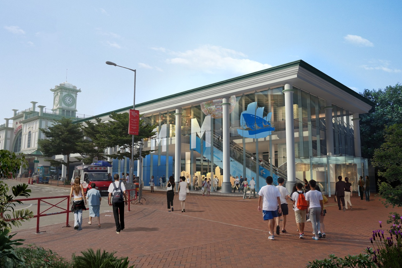 Projected New Look of HKMM
