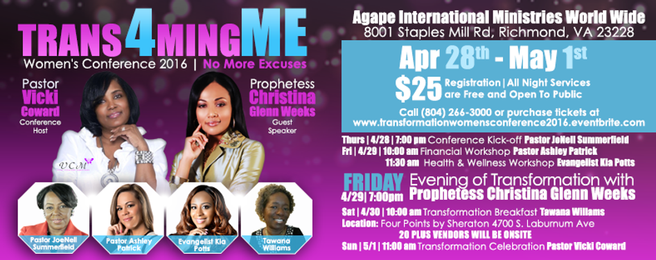 Trans4mingMe Women's Conference 2016