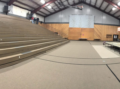 Bleachers full extension with stage and pipe and drape 2.jpg