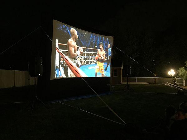 outdoor movie night .JPG