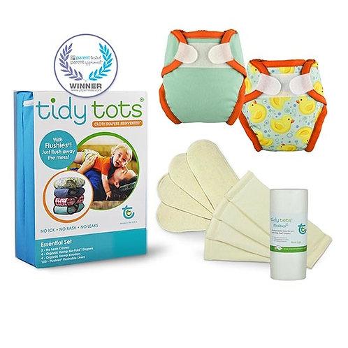 Tidy Tots 4 Diaper Essential Set
