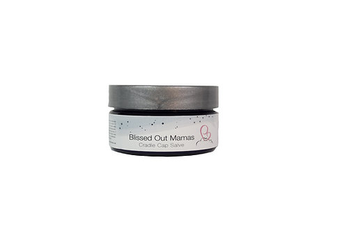 Blissed Out Mamas Cradle Cap Salve