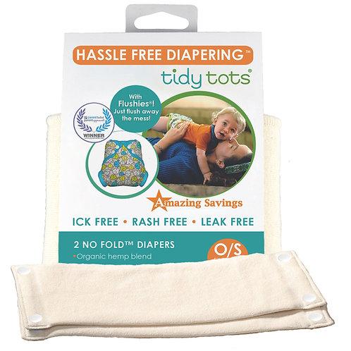 Tidy Tots Diaper 2 Pack