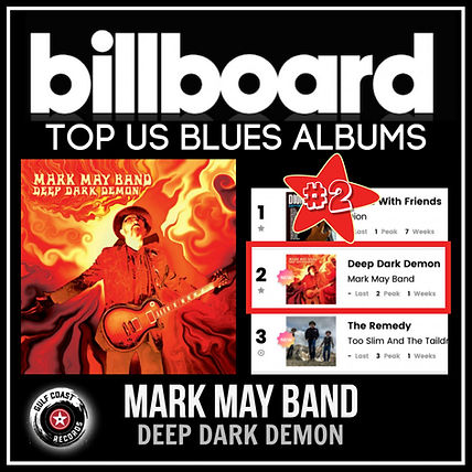Billboard Mark May complete - Made with