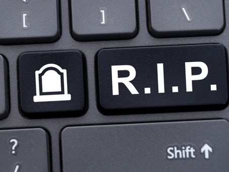 What Happens to Your Online Presence When You Die? Plan for Your Digital Demise