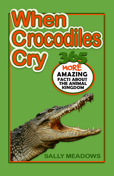 When Crocodiles Cry