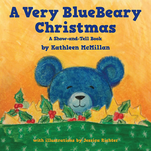 A Very BlueBeary Christmas ebook