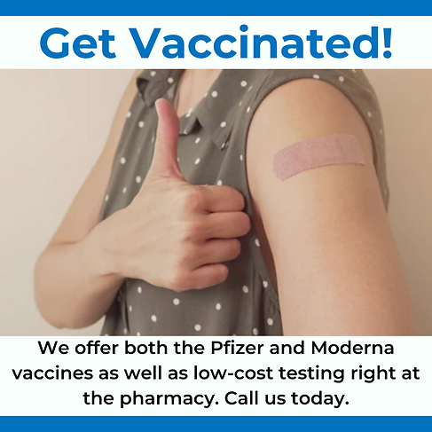 Blue & Green I Got Vaccinated Campaign Instagram Post.png