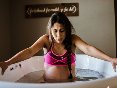 Top 5 Benefits of Water Birth & Laboring in Water