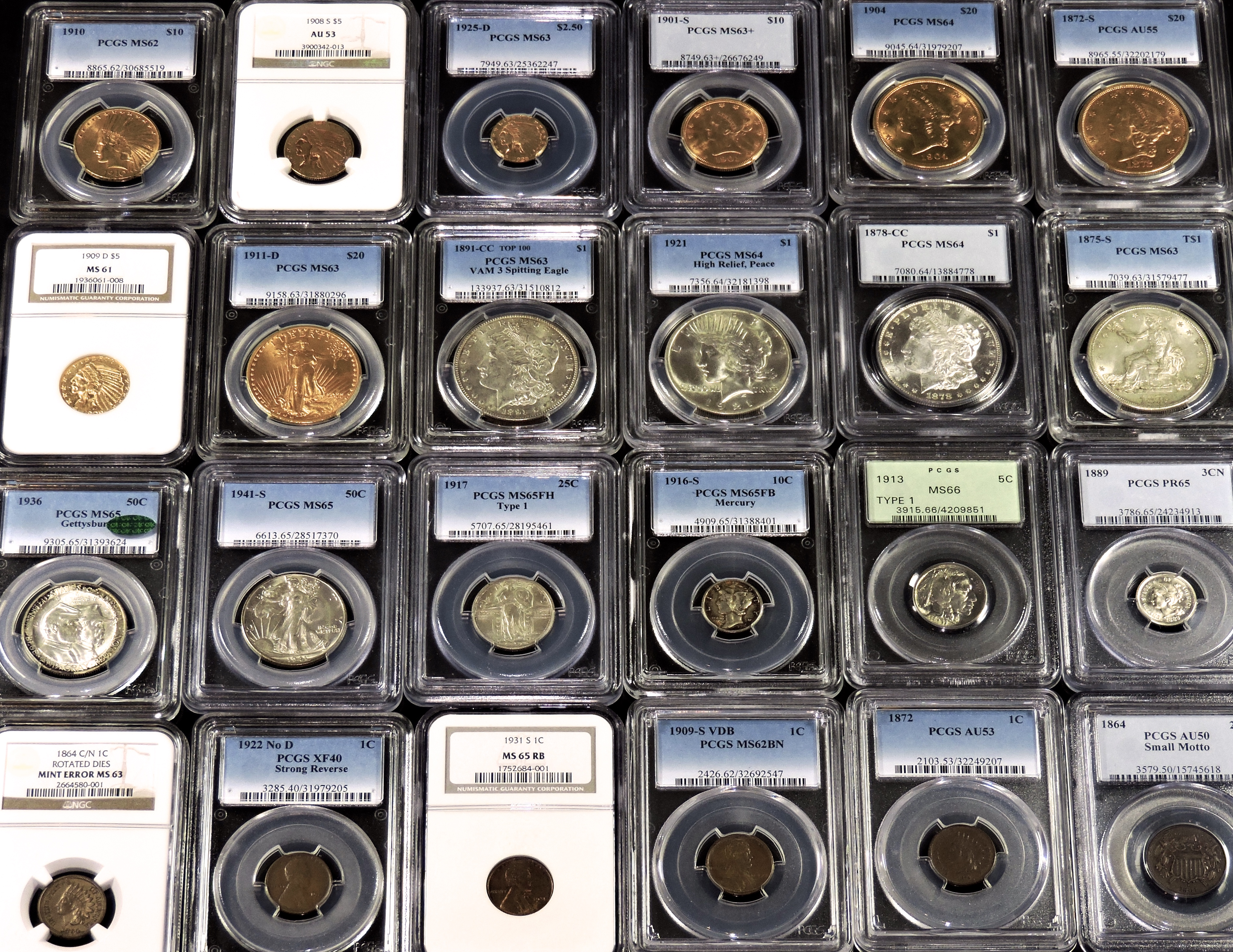 AMERICANA COLLECTORS KANSAS CITY'S GOLD & COIN EXPERTS