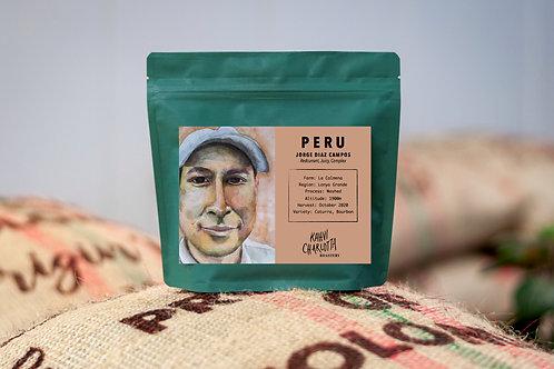Peru Jorge Díaz Campos