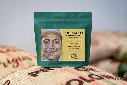 Colombia Heimar Collazos