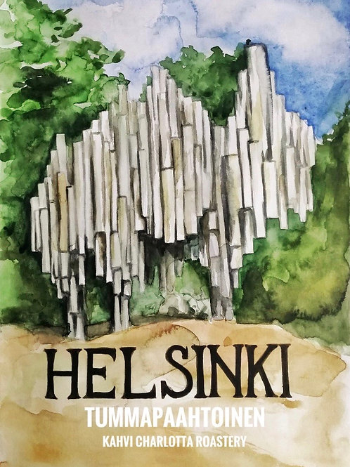 Helsinki Tummapaahtoinen