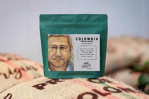 Colombia Edgard Ramirez
