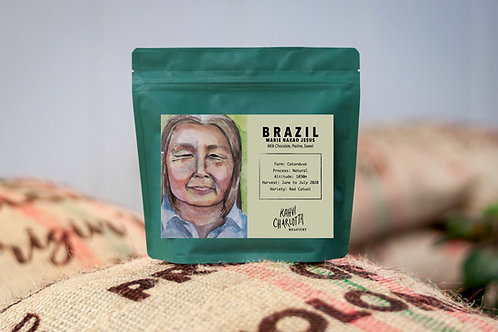 Brazil Marie Nakao